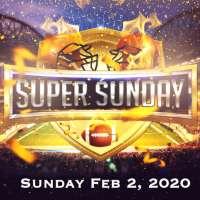 Super Sunday 2020